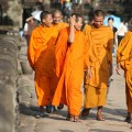Religion stress faith monks