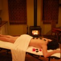 Learn massage to relax and help with stress