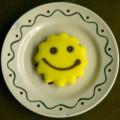 Optimism helps stress smilie face